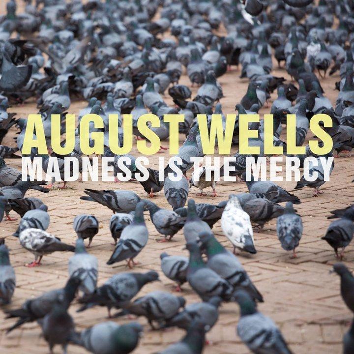 August Wells @ The Workmans Club - Dublin, Ireland