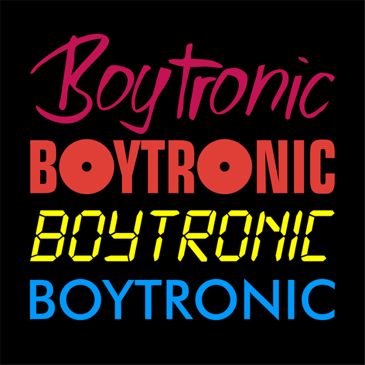 BOYTRONIC - Official Tour Dates