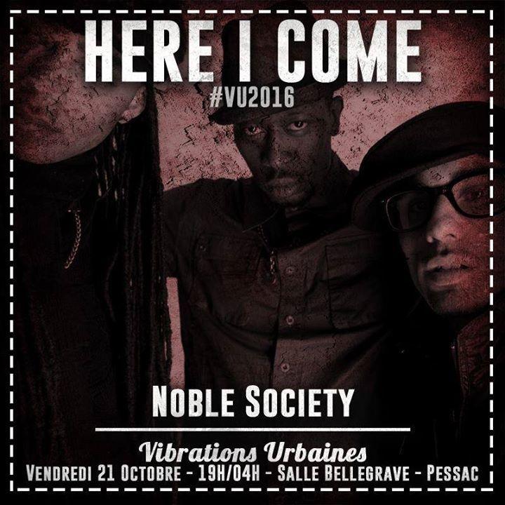 Noble Society Tour Dates