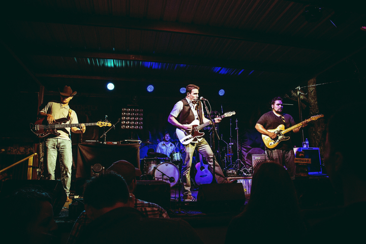 Hunter Rea Band @ Private Event  - Austin, TX