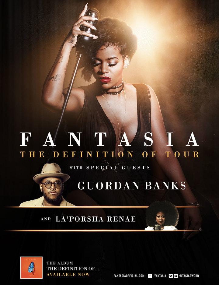 Fantasia @ Benjamin & Marian Schuster Performing Arts Center - Dayton, OH