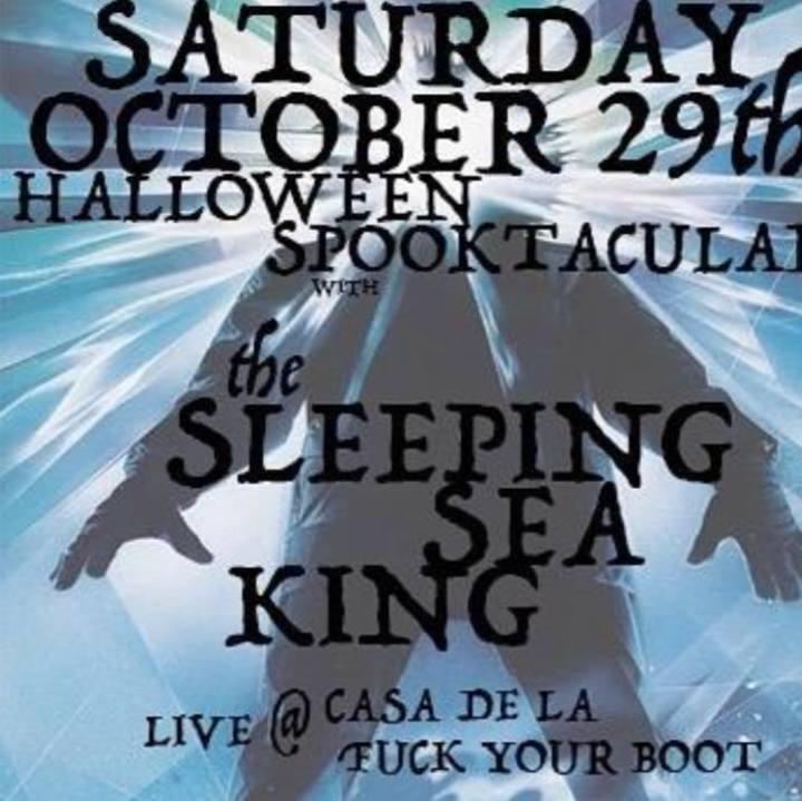 The Sleeping Sea King Tour Dates