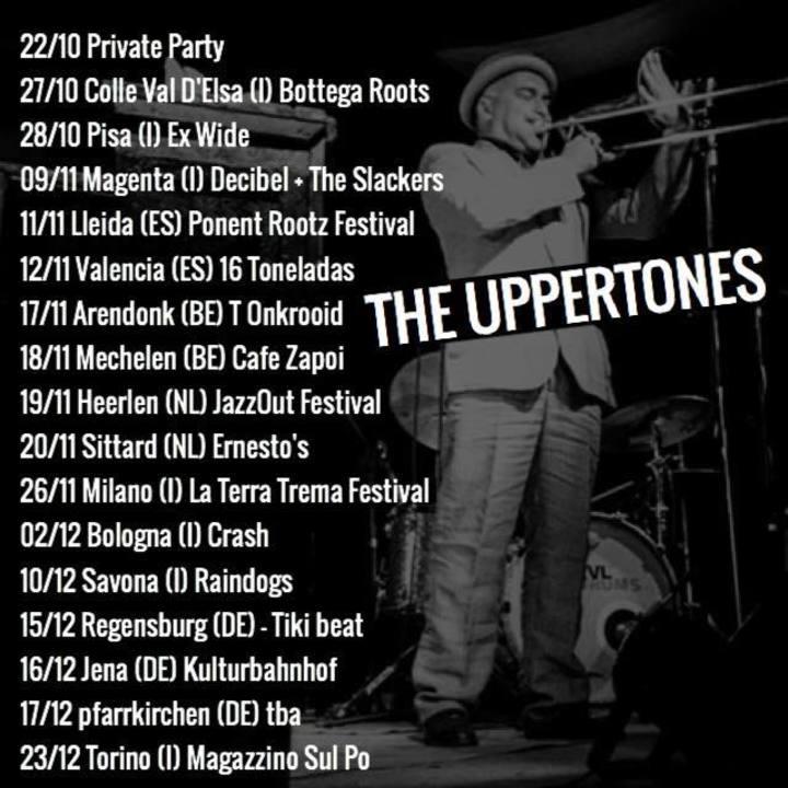 Mr.T-Bone & the Young Lions Tour Dates