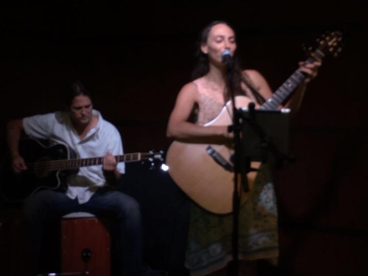 Abigail Dowd Musician @ Lucky 32 - Greensboro, NC