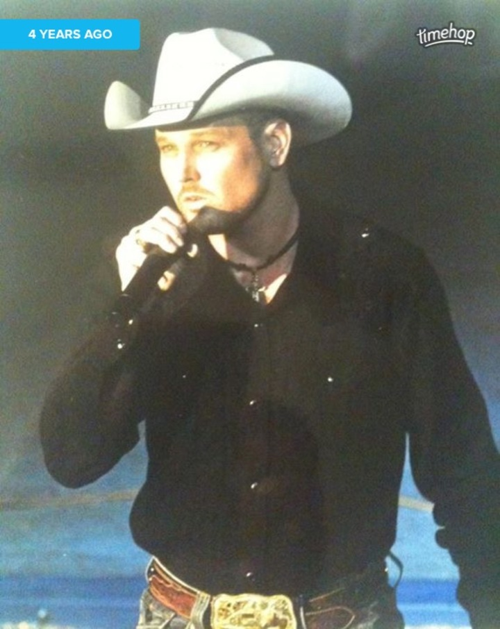 Cody Dell Akridge @ Whistlestop Heritage Trails Pavilion - Cleburne, TX