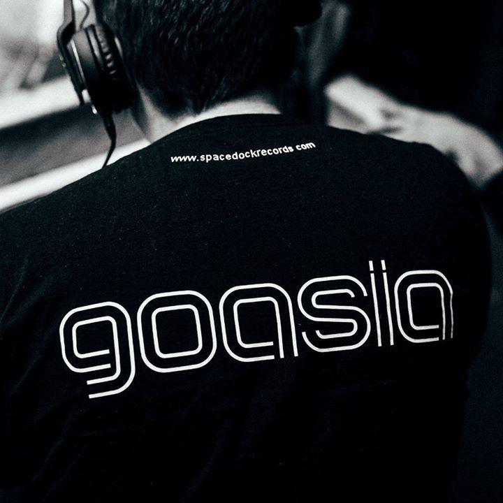Goasia @ Unity Festival - Tel Aviv, Israel