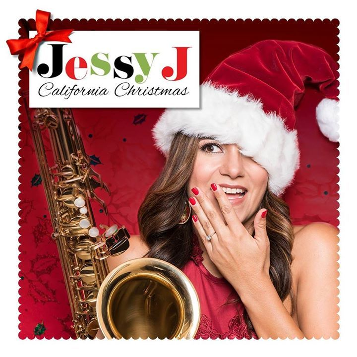 Jessy J @ Spaghettini Jazz Bar & Grill - Seal Beach, CA