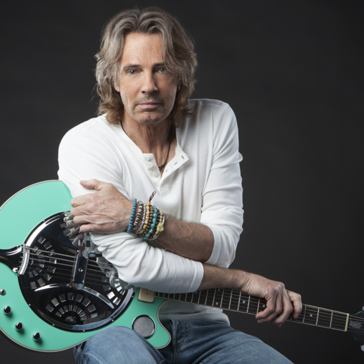 Rick Springfield @ Count Basie Theatre - Red Bank, NJ