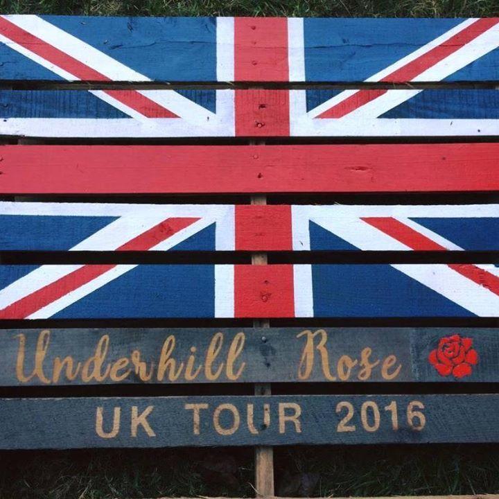 Underhill Rose Tour Dates