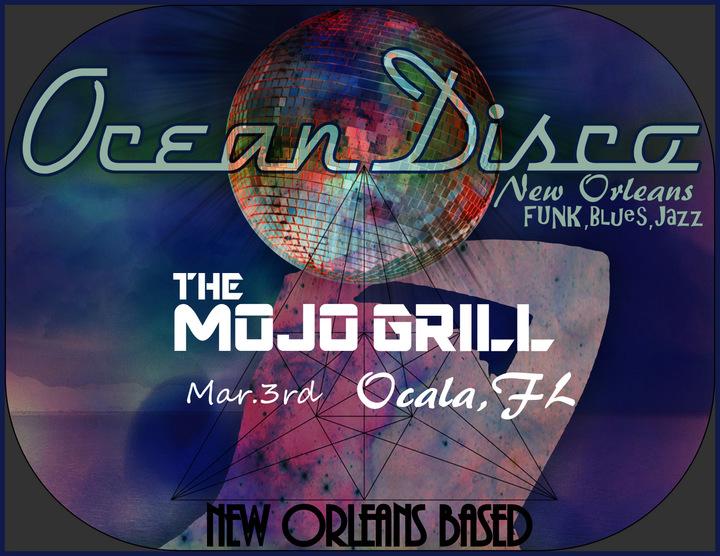 Ocean Disco @ Mojo Grill East  - Ocala, FL