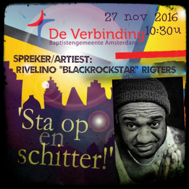BlackRockStar @ BG De Verbining - Amsterdam, Netherlands