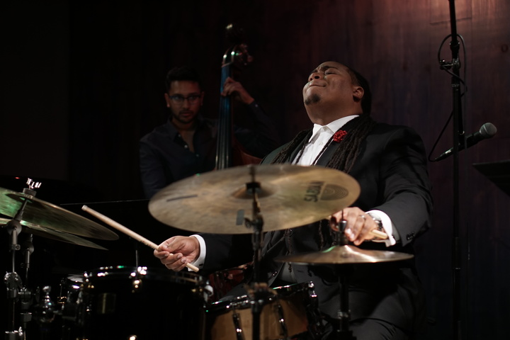 Jamison Ross @ Jazz Alley - Seattle, WA
