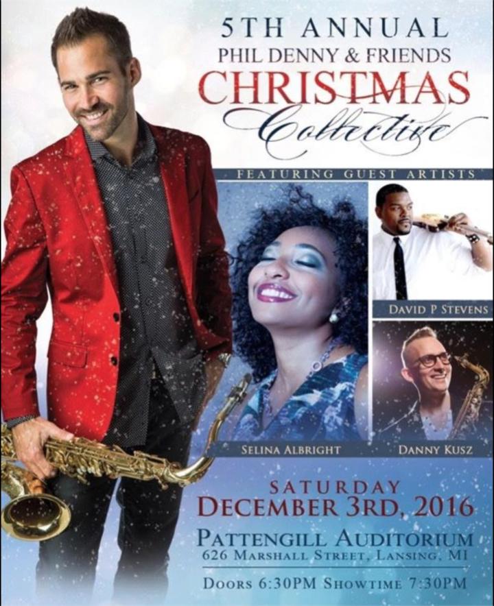 selina albright @ Pattengill Auditorium - Lansing, MI