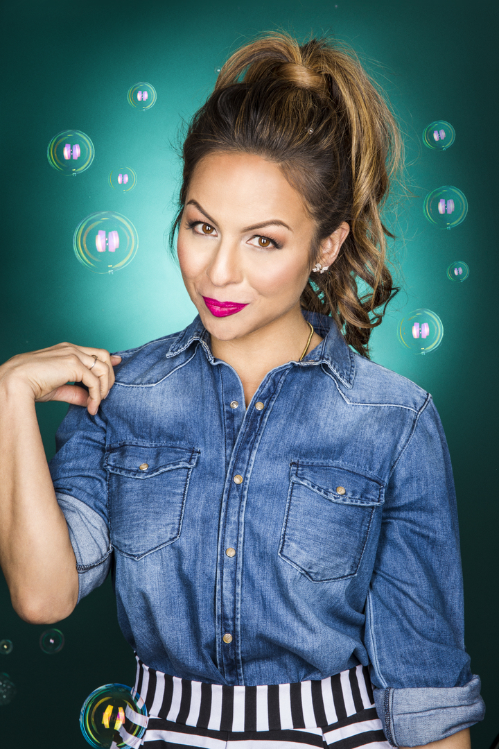 Anjelah Johnson @ Tommy T - Pleasanton, CA
