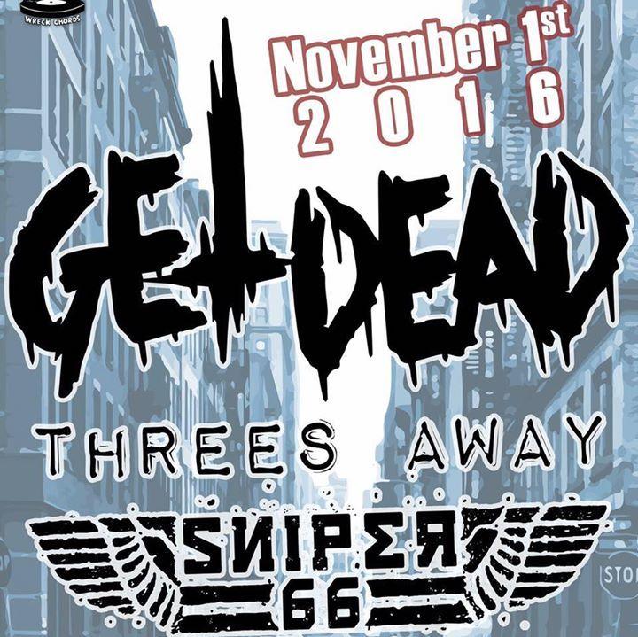 Threes Away Tour Dates