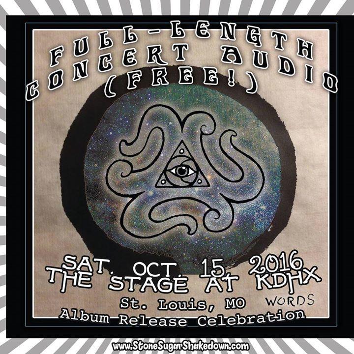 The Stone Sugar Shakedown Tour Dates