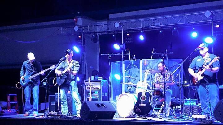 Derek Davis Band @ Good Time Saloon - Jamestown, NY