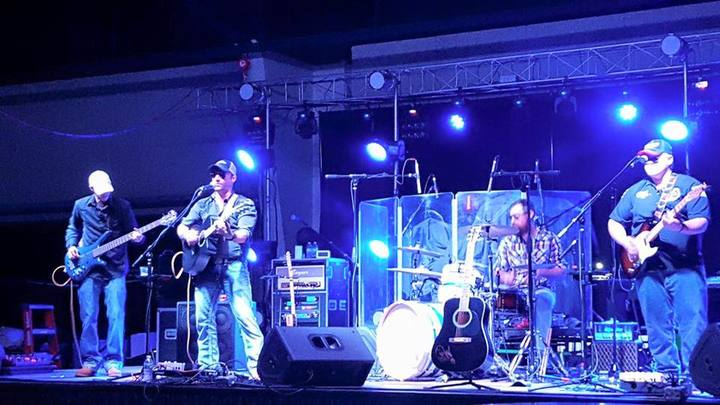Derek Davis Band @ Nickel Plate Depot - Brocton, NY