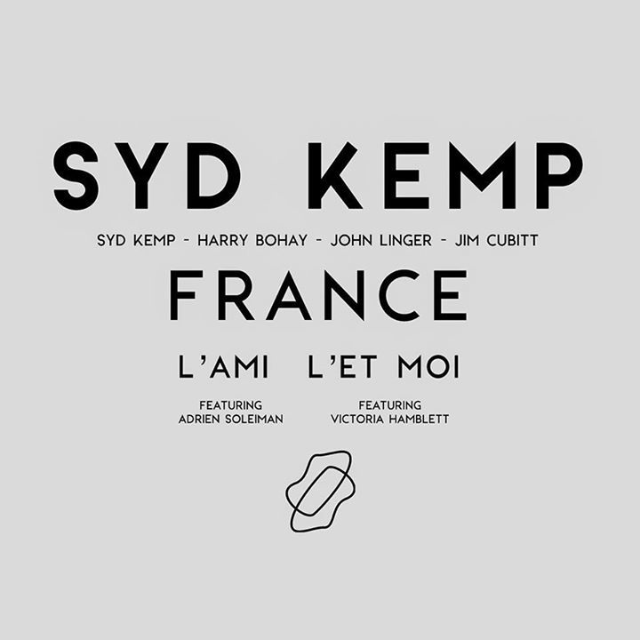 SYD KEMP Tour Dates