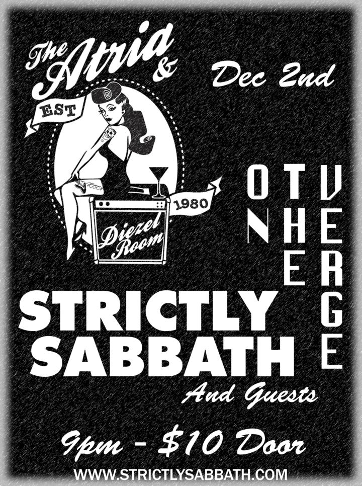 Strictly Sabbath @ The Atria - Oshawa, Canada