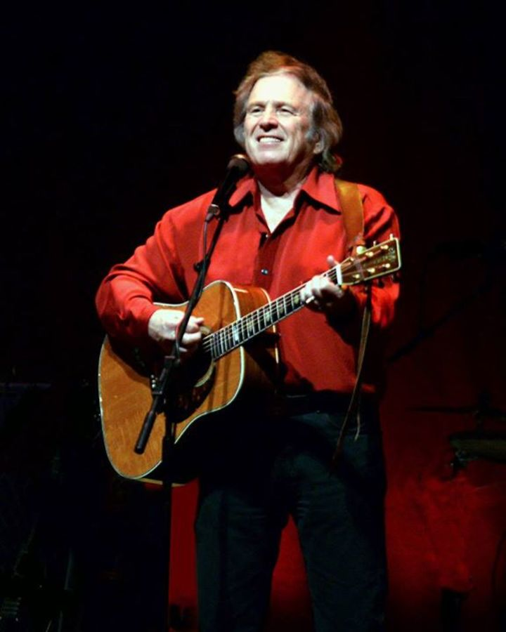 Don McLean @ The Cascade Theatre  - Redding, CA
