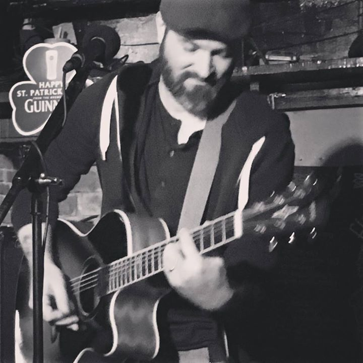 Zachary Ryan Parkman @ The Purple Fiddle - Thomas, WV