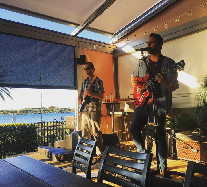 Jackson James @ BEACH HOUSE - Port Macquarie, Australia