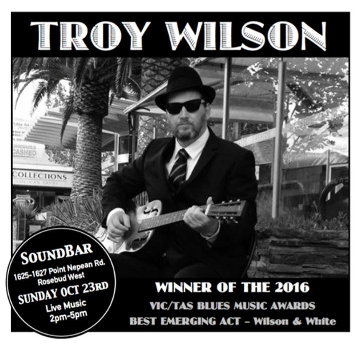 Troy Wilson Tour Dates