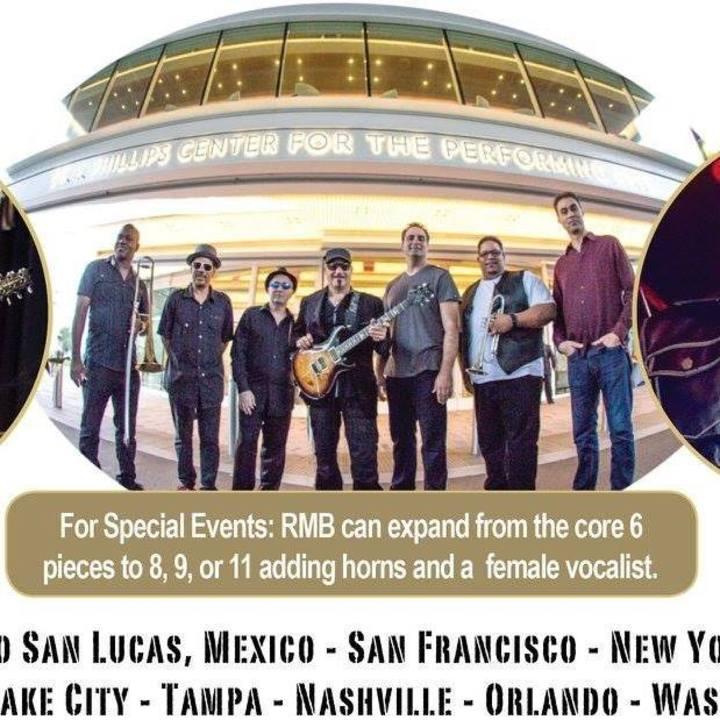 Rico Monaco Band Tour Dates