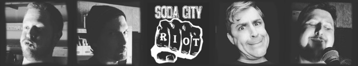 SODA City RIOT @ New Brookland Tavern - Columbia, SC
