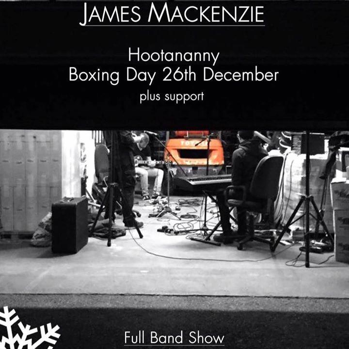 James MacKenzie Tour Dates