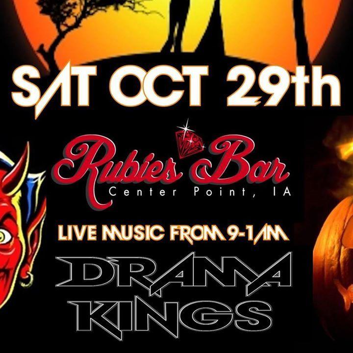 The Drama Kings Tour Dates