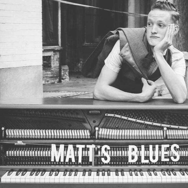 Matt's Blues Tour Dates