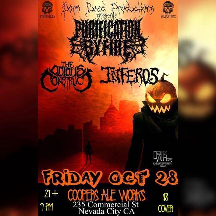 Inferos Tour Dates