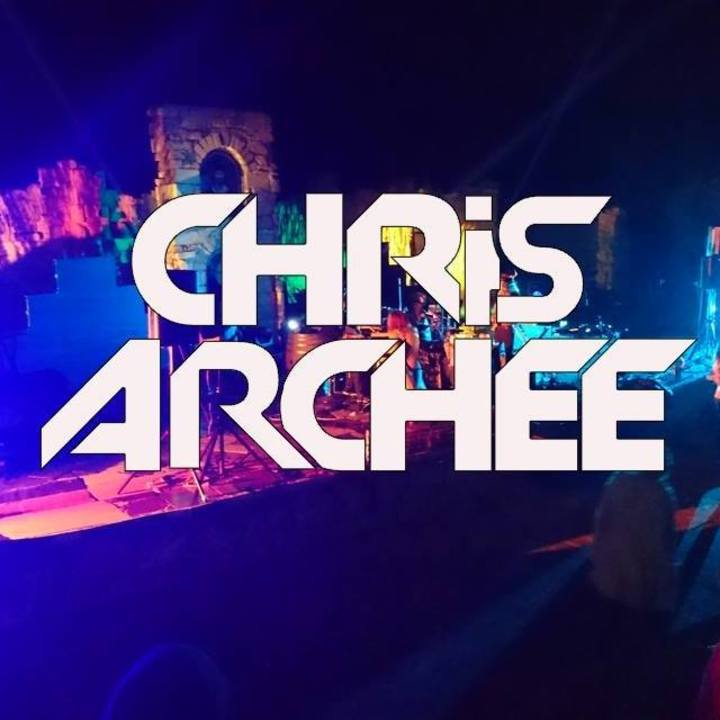 Chris Archee @ Shell's Day Rave - Perth, Australia