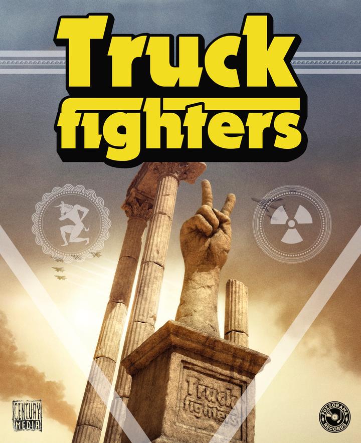 Truckfighters @ De Zwerver - Middelkerke, Belgium