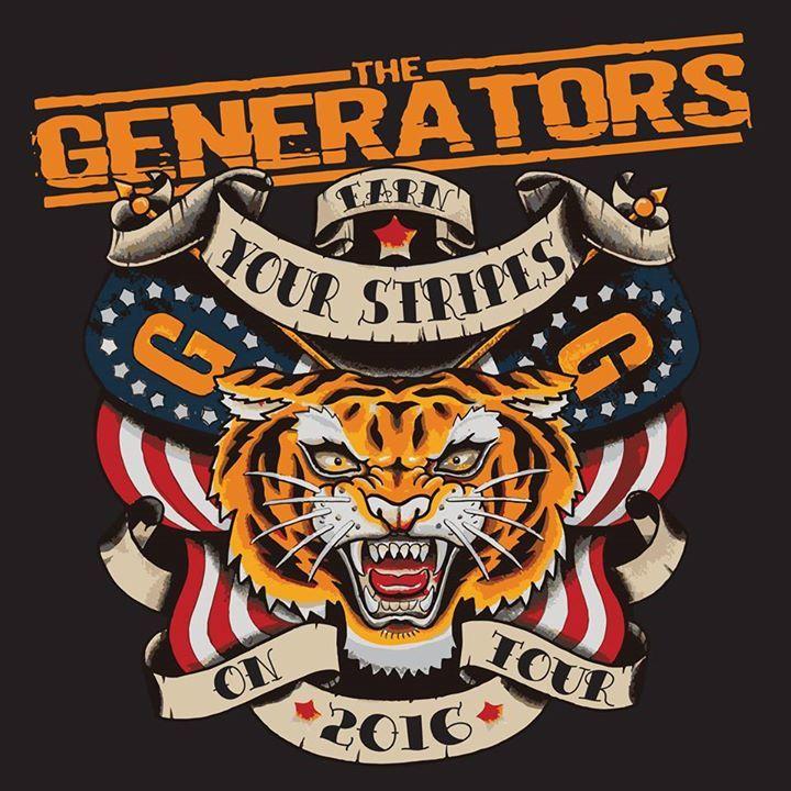 The Generators @ The Hi Hat - Los Angeles, CA