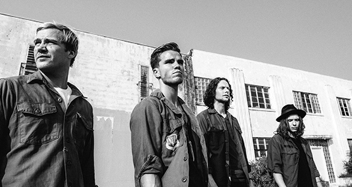 Kaleo @ Verizon Theater - Grand Prairie, TX
