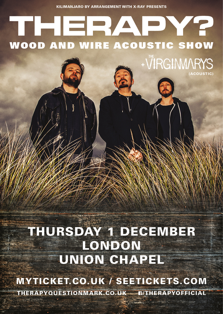 The Virginmarys @ Union Chapel - London, United Kingdom