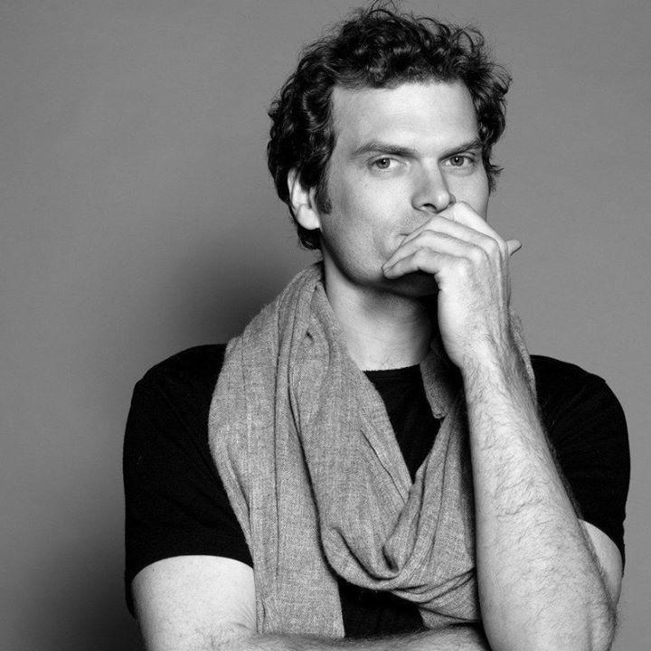 Andrew Mccormack @ QUAI DES ARTS - Argentan, France