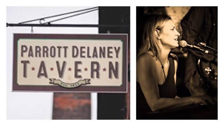 Amy Fairchild @ Parrott Delaney Tavern - New Hartford, CT