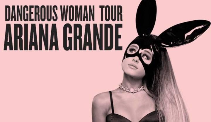 Ariana Grande Deutschland @ Festhalle - Frankfurt, Germany