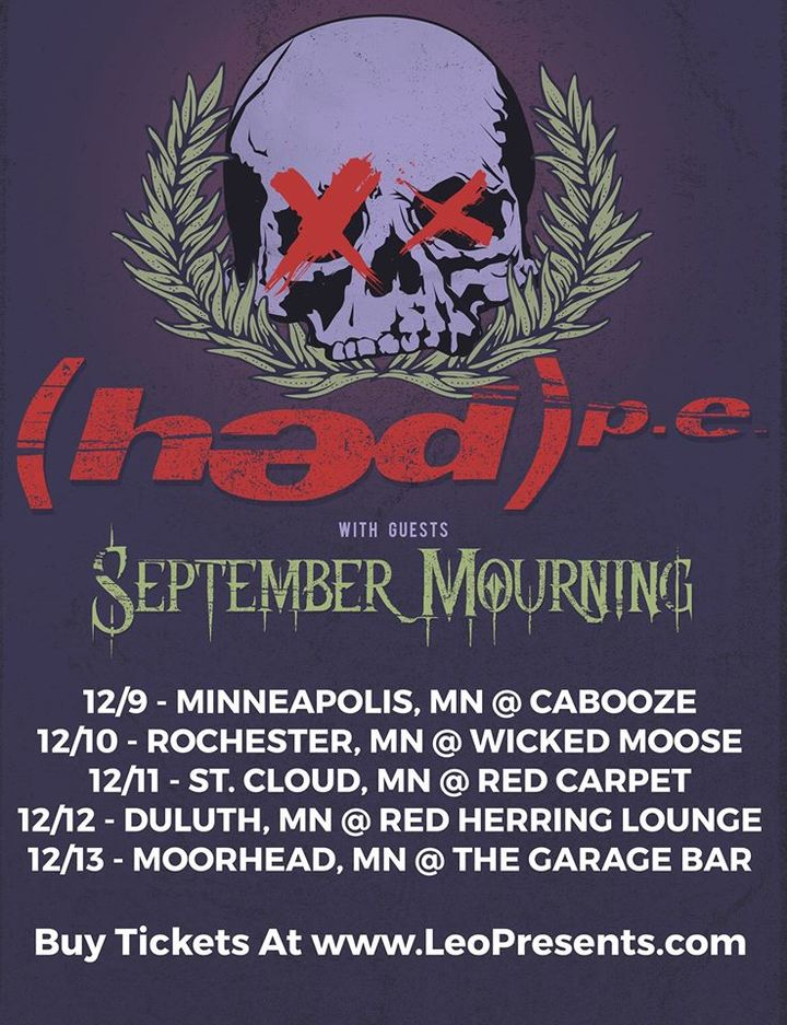 In Existence @ The Red Herring Lounge - Duluth, MN