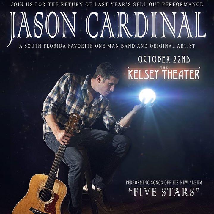 Jason Cardinal Tour Dates