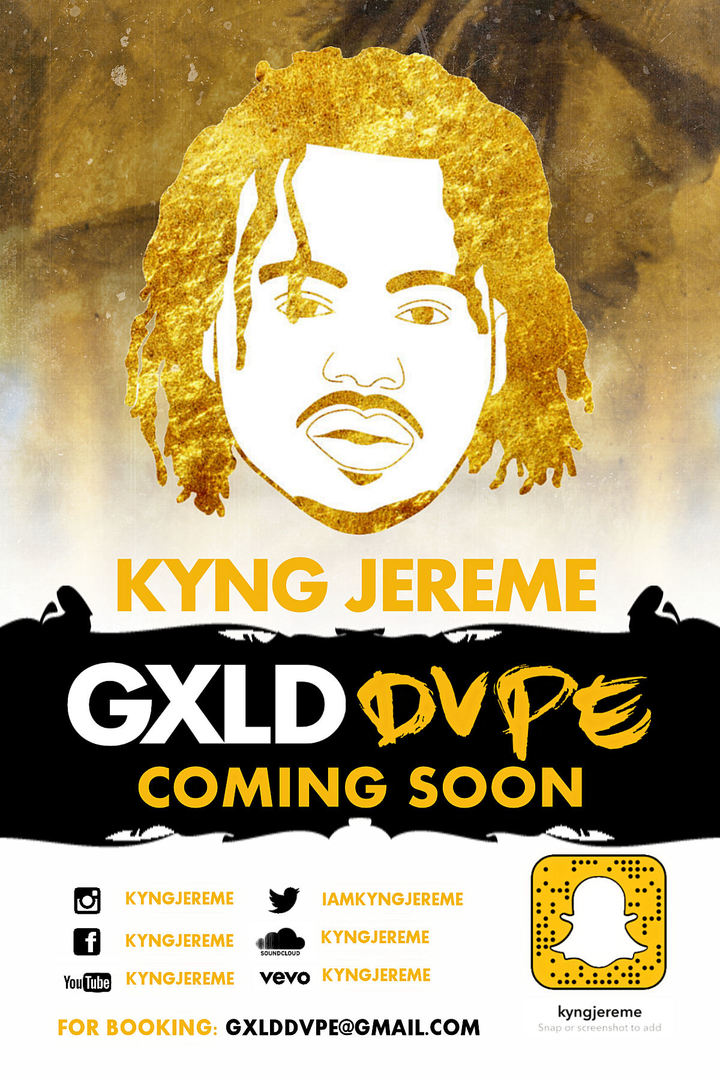 Kyng Jereme Tour Dates