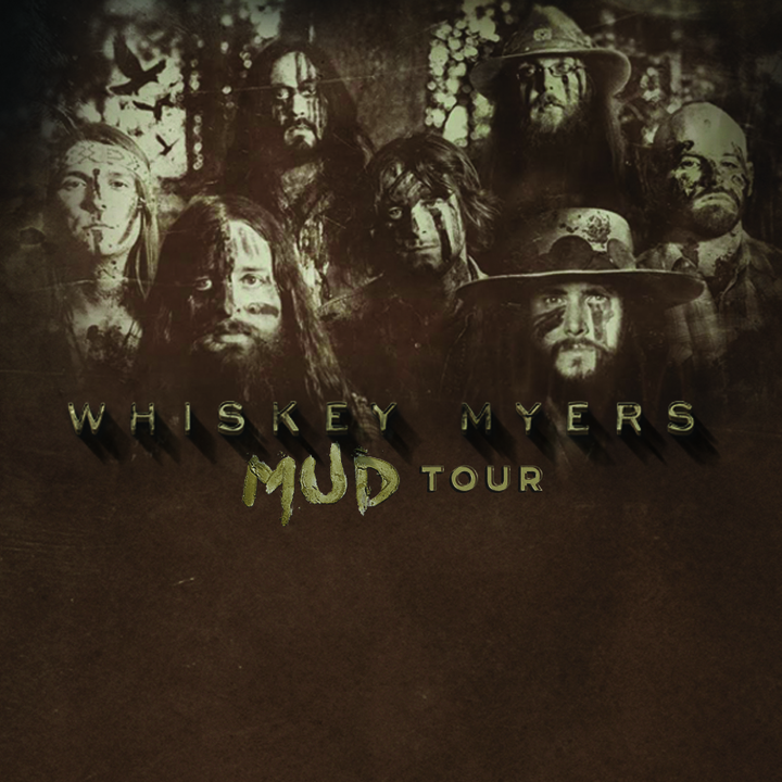 Whiskey Myers @ Heritage Hall - Ardmore, OK