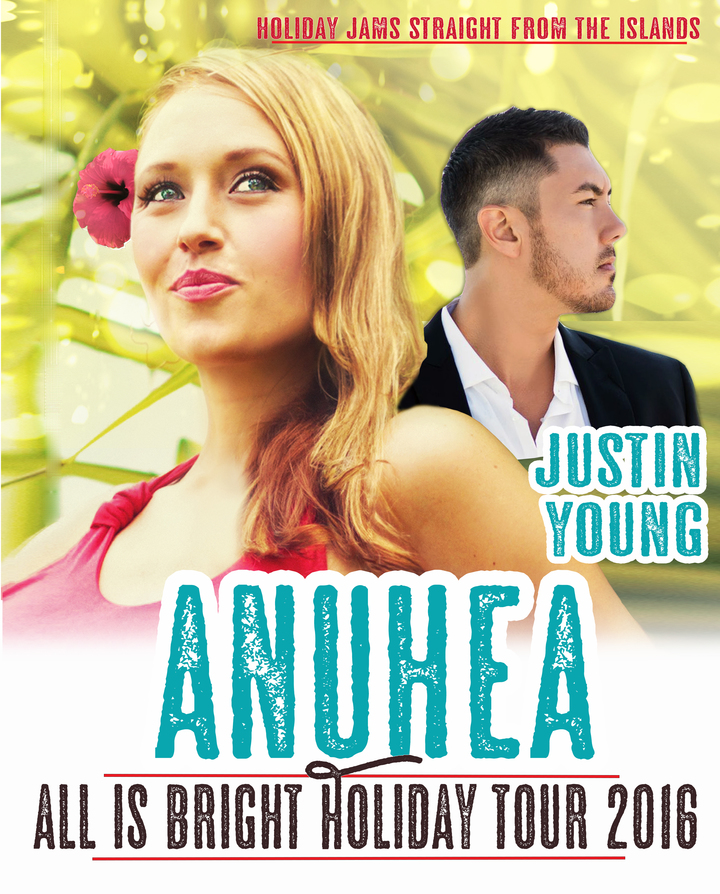Anuhea @ Harlow's Restaurant and Nightclub - Sacramento, CA