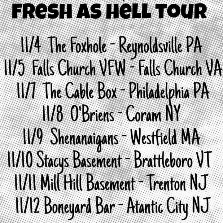 Liotta Tour Dates