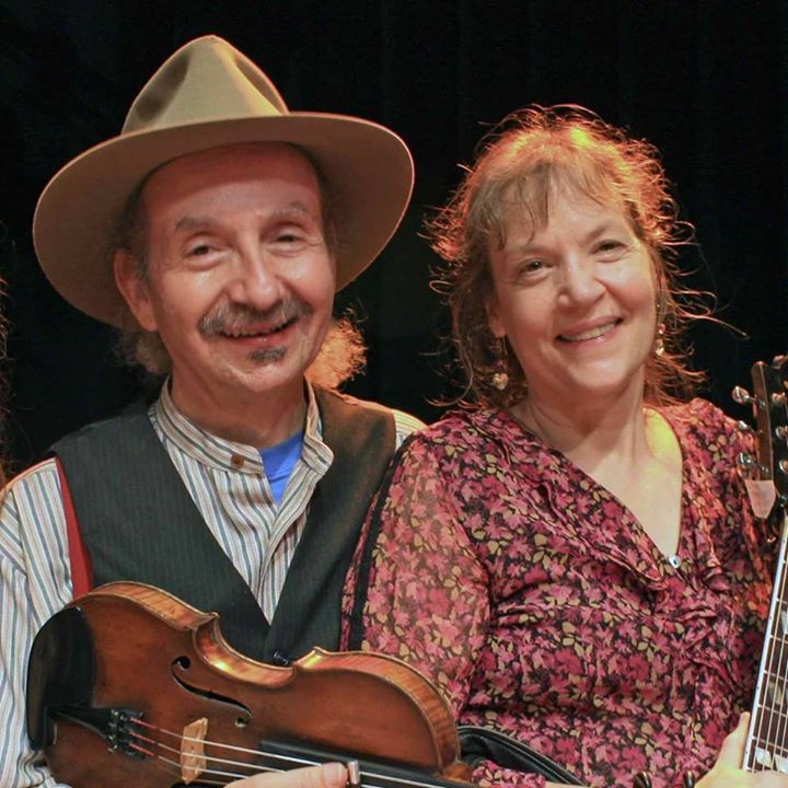 Jay Ungar & Molly Mason @ 7:30pm Eighth Step at Proctors - Underground - Schenectady, NY