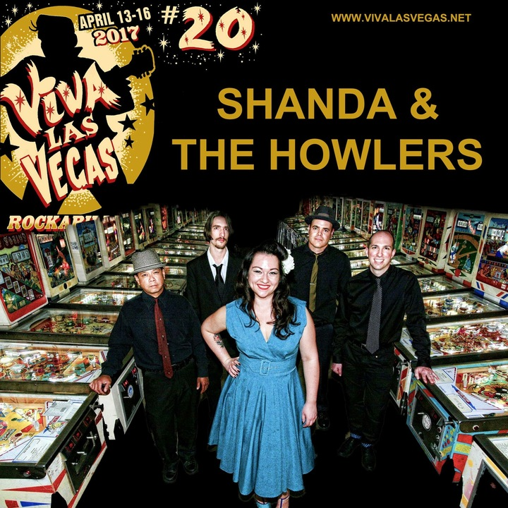 Shanda & The Howlers @ The Orléans (Bienville Room) - Las Vegas, NV